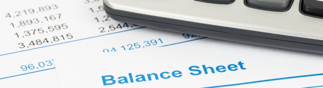 Strengthening your balance sheet